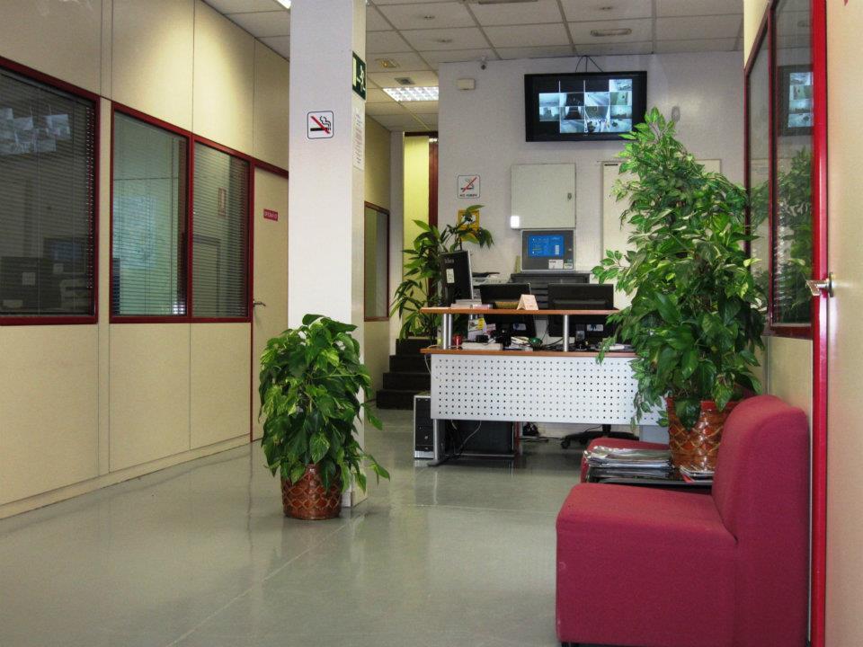 RECEPCION Oficinas